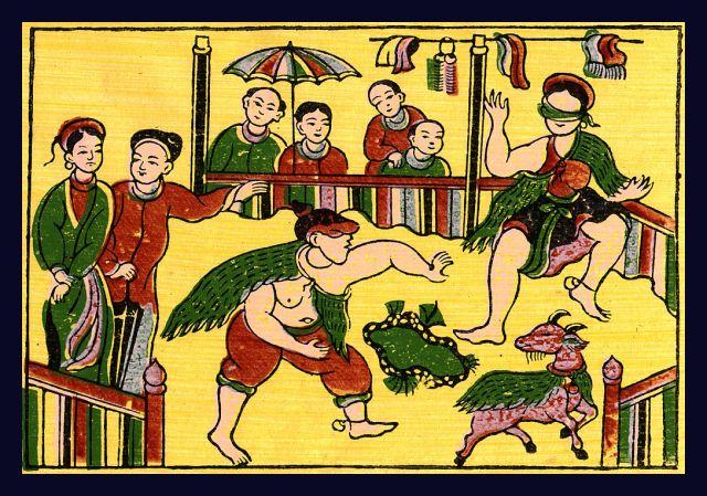 Tranh Đông Hồ - Nét tinh hoa của văn hóa dân gian Việt Nam